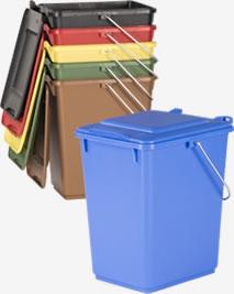 Müllbehälter Bioboy