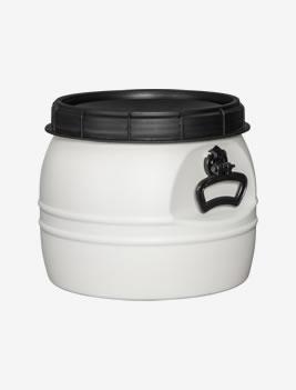 30 Liter Drehdeckelfass
