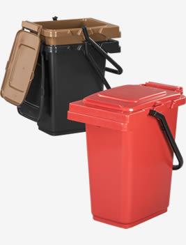 Müllbehälter 25 Liter