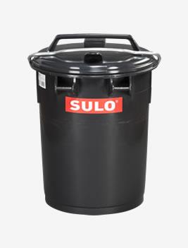 Systemmülltonne 35 Liter schwarz